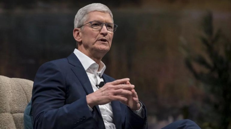 Tim Cook, the
