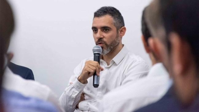 Cristian Girard, titular de ARBA.
