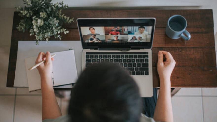 Con el teletrabajo, las videollamadas se convirtieron en la sala de reuniones virtual