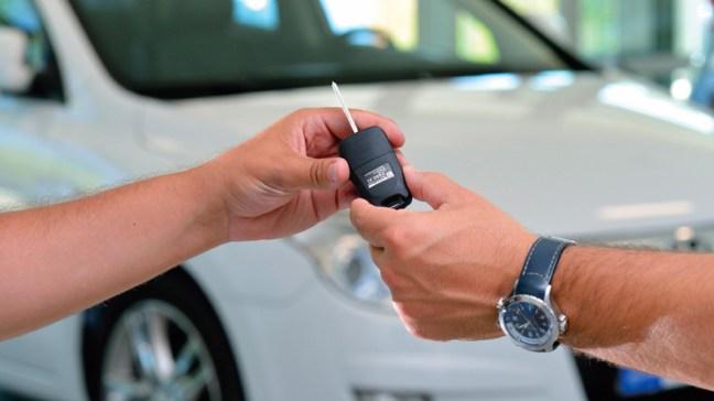 La compra de automóviles y el IVA