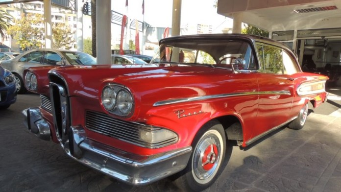 Ford Edsel, another who was born doomed to failure.
