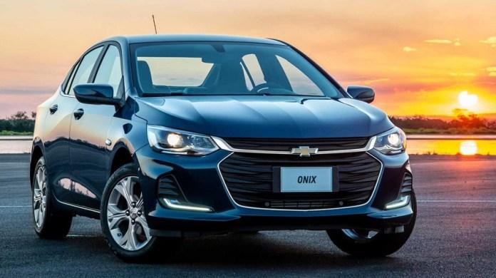 Chevrolet Onix, el chico más tecnológico.