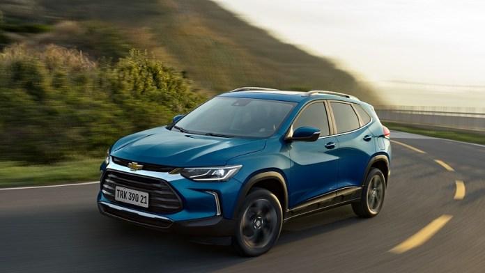 Nueva Chevrolet Tracker, la que más crece en ventas.