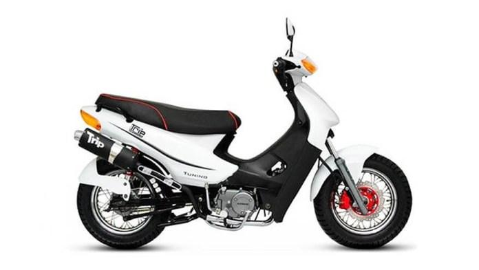 Guerrero, una de las motos más vendidas.