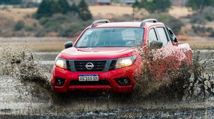 Nissan Frontier con la recién llegada X Gear.