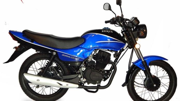 Brava Altino, una moto para todos los gustos.