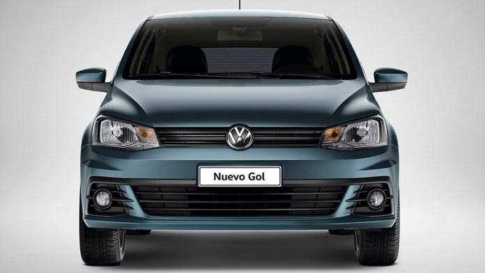 Volkswagen Gol, entre los autos más económicos.