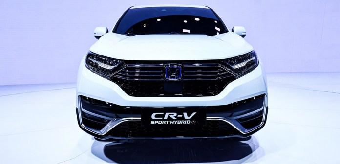 Honda CR-V, con versión sport.