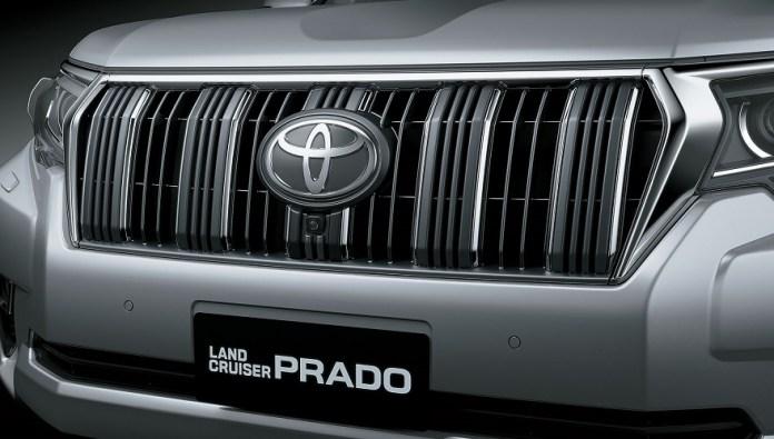 Toyota Land Cruiser Prado, más segura.