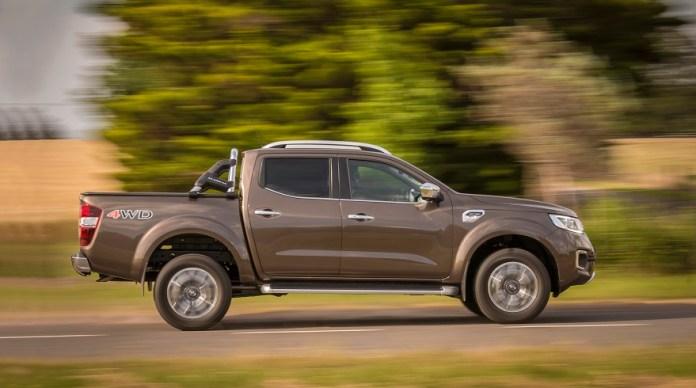 Renault Alaskan, la más nueva.