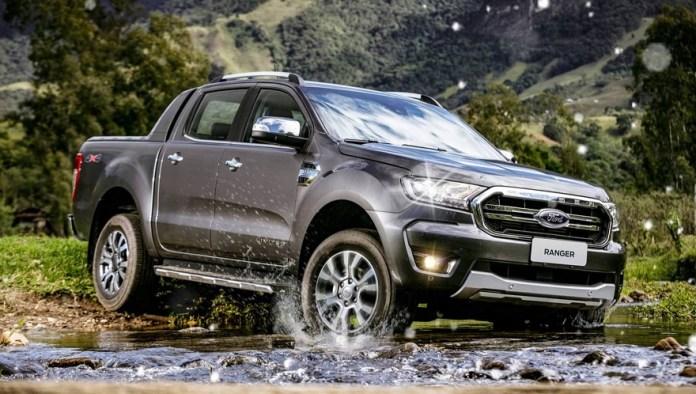 Ford Ranger, la segunda pick up más demandada entre los usados.