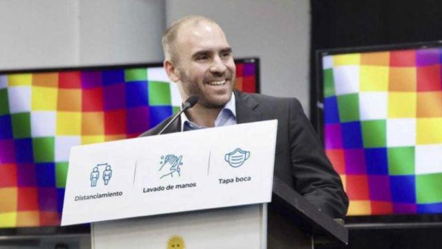 Empresarios Reconocen los esfuerzos que en este sentido viene haciendo el ministro de Economía, Martin Guzmán