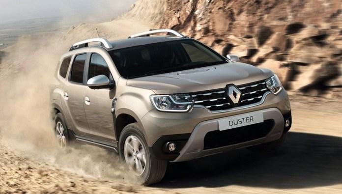 Renault Duster, cerca de su renovación.