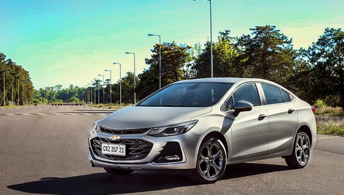 Cruze, la opción de Chevrolet para comprar a largo plazo.