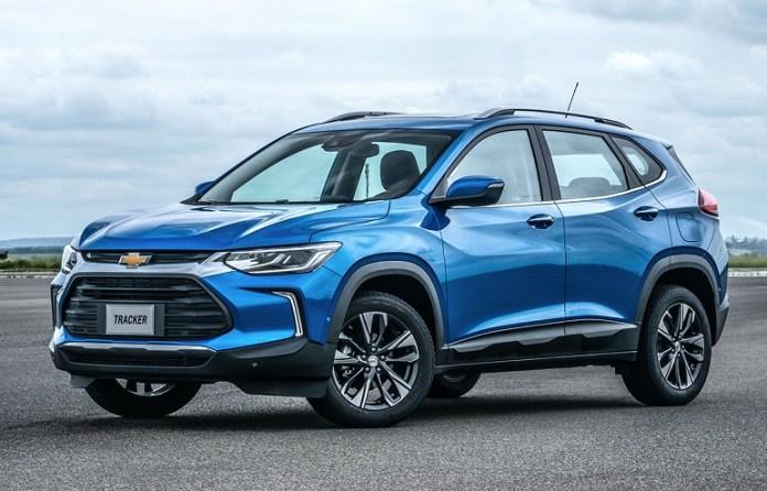 Chevrolet Tracker ya tributa el impuesto interno.