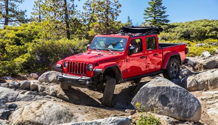 La nueva Jeep Gladiator ya se vende en la Argentina.