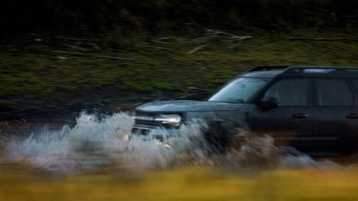 Ford Bronco, la nueva apuesta de la marca.