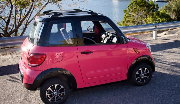 Tito, el auto de producción nacional que llegó al mercado.