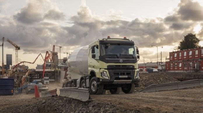 Volvo estrena nueva línea.
