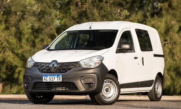 Renault Kangoo, el utilitario en el top ten en ventas.