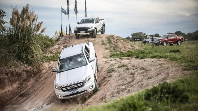 Ford abre las puertas del Off Road Campus a sus clientes.