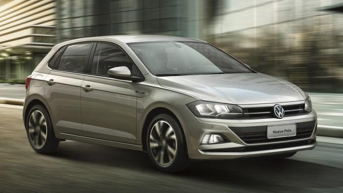 Volkswagen Polo en su versión clásica.