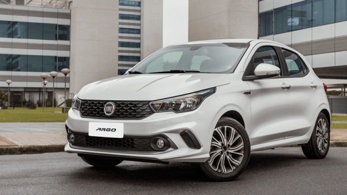 Fiat ofrece una versión del Argo por debajo de los $1.2 millones.