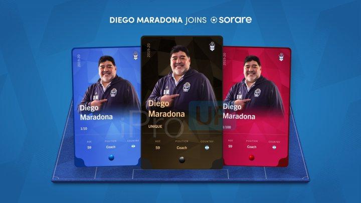 Maradona's NFT