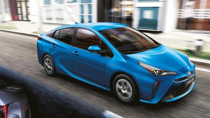 Toyota Prius, el híbrido pionero.