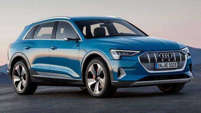 Audi e-tron, el eléctrico de alta gama.