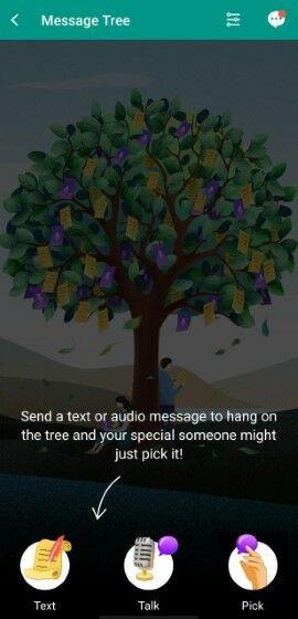 Cara Buat Dua Akun Michat Fitur Pesan Pohon 4997a