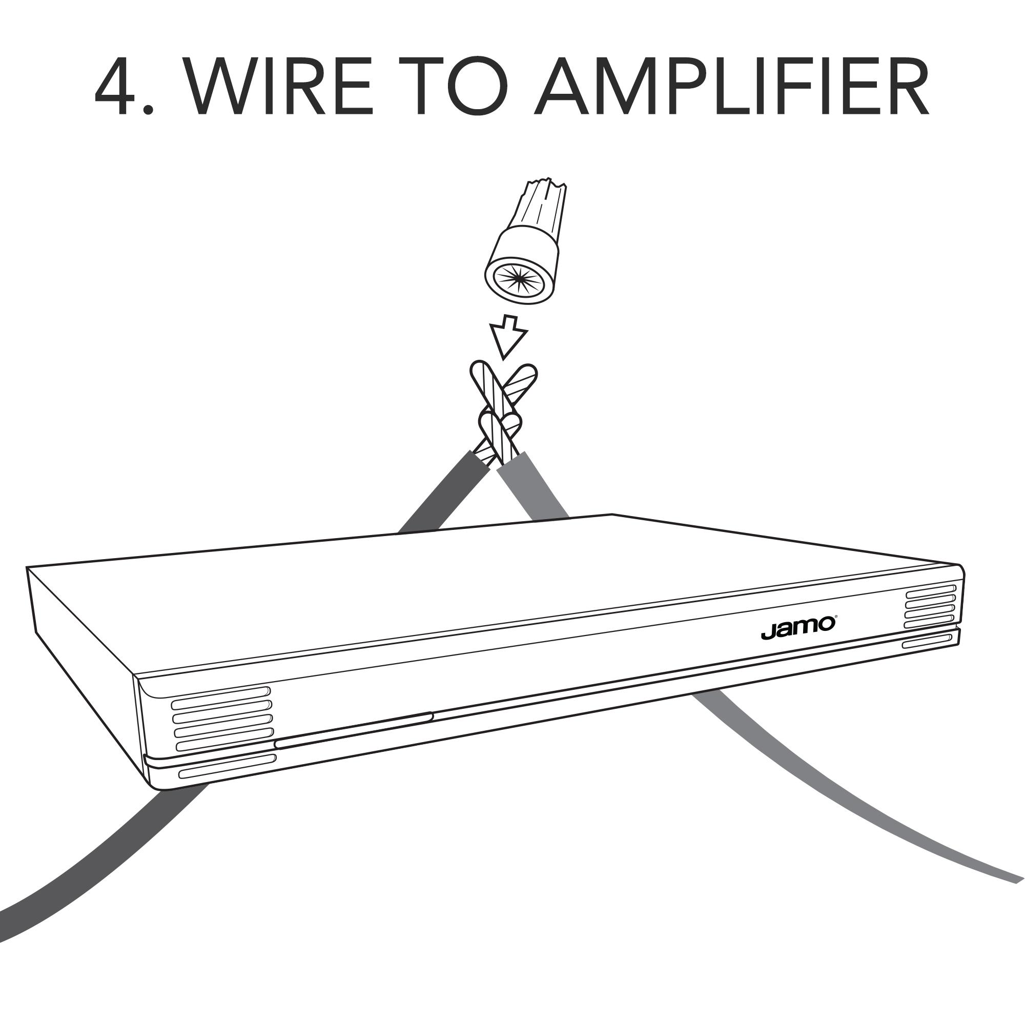 Jamo Diy Landscape Speaker System