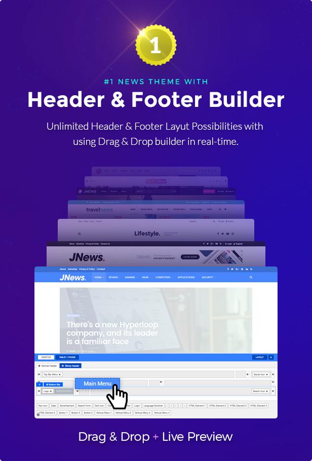 JNews - WordPress Newspaper Magazine Blog AMP Theme - 12