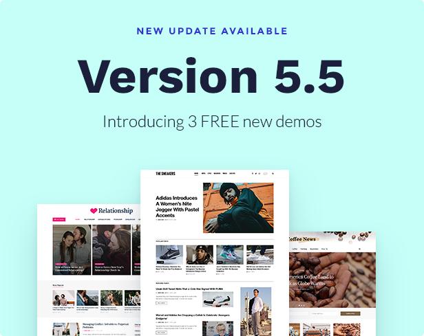 JNews - WordPress Newspaper Magazine Blog AMP Theme - 5