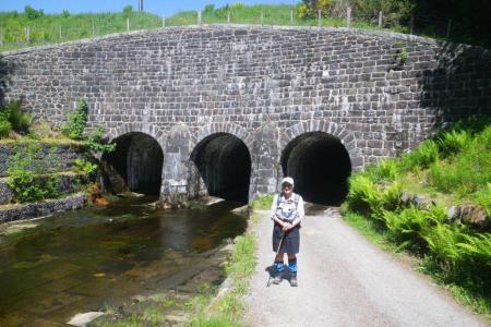 0612 Fort William to Spean Bridge 6 Sheangain Aquaduct