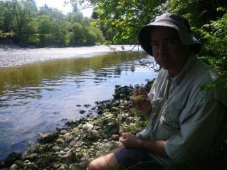0612 Fort William to Spean Bridge 8 River Lochy