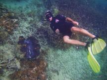 Wavelength 8 clam & John
