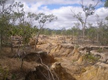 Mareeba 5 red craters