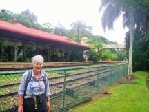 Kuranda 6 Railway station