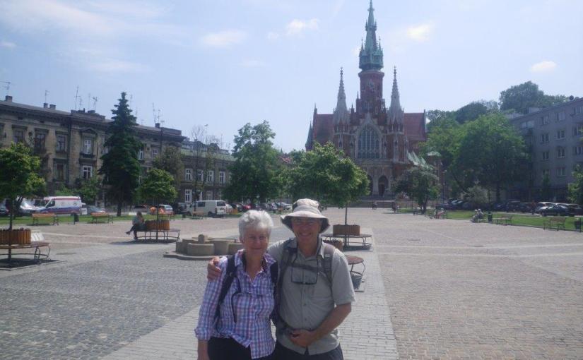 Kazimierz – Krakow's Jewish Quarter