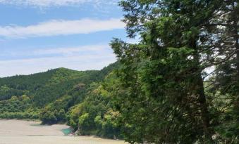 Kumano Kodo day 4 river