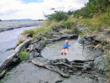 Amethyst hot pool