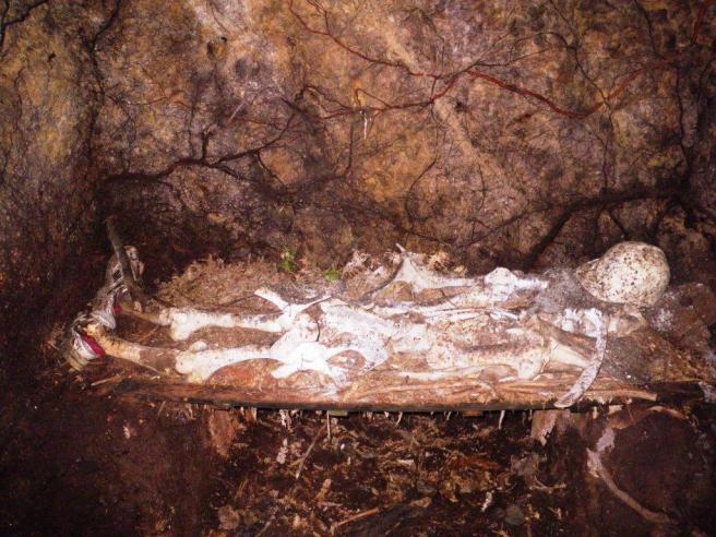 Broken Hill 13 skeleton