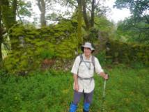 Crianlarich to Bridge of Orchy 3 St Fillian Chapel