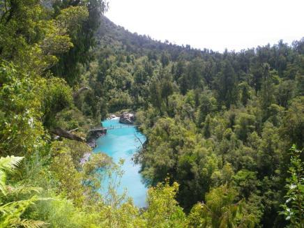 Hokitika Gorge 1