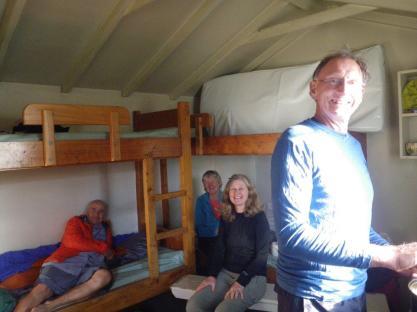 Richmond Range D1 Starveall Hut