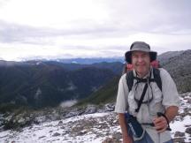 Richmond Range D3 towrds Mt Rintoul