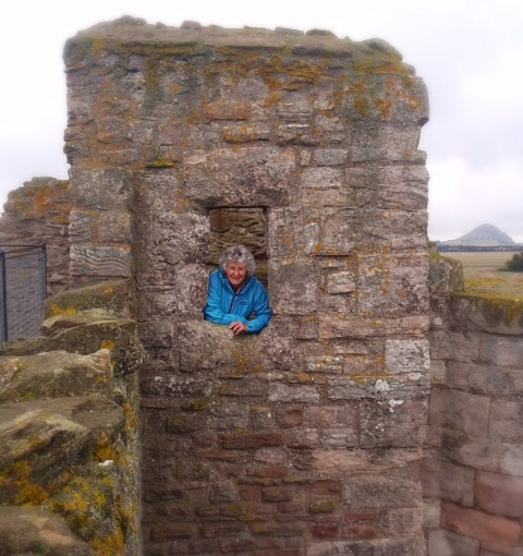 Tantallon and Dirleton Castles