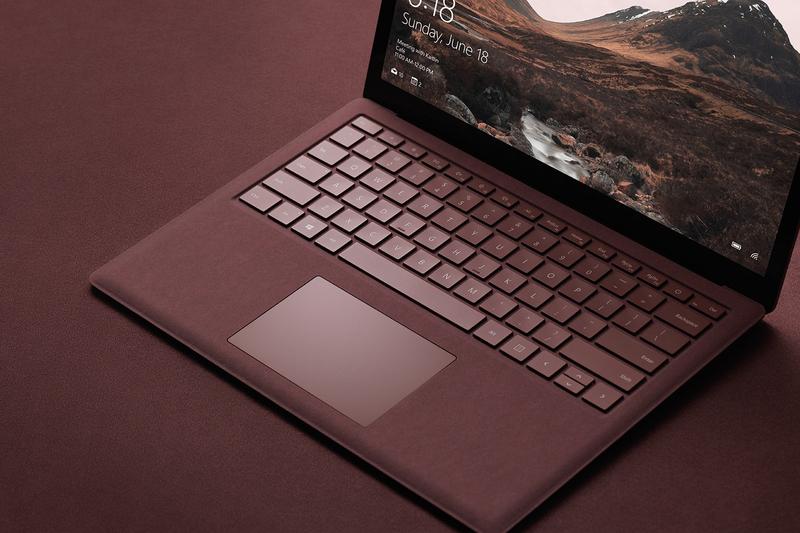 Microsoft 正式發佈 Surface Laptop 筆記本電腦 - JUKSY 街星
