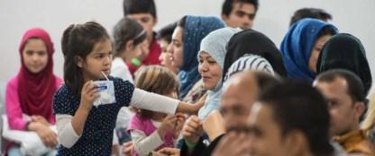 Familiennachzug: Für syrische Asylsuchende gingen ein Dutzend Gießener eine Bürgschaft mit fatalen Folgen ein Foto: picture alliance / dpa